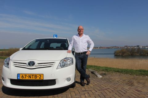 Sjaak de Coninck, Traffic Management, rijinstructeur, rijles, 2toDrive