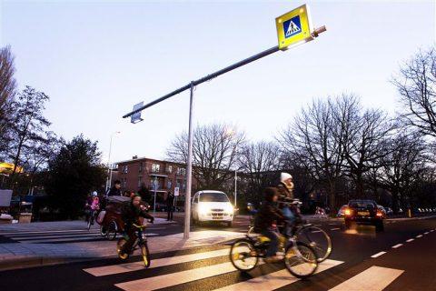 verkeer, bebouwde kom, verkeersveiligheid, fietsers