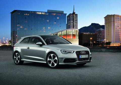 Nieuwe, Audi A3