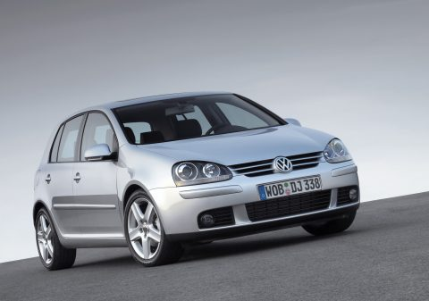 Volkswagen, Golf V