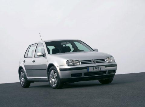 Volkswagen, Golf IV