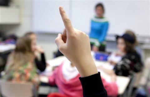 les, theorieles, klas, leerling, school