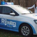 rijschool Rijweg, Miriam de Lange, Putten, lesauto