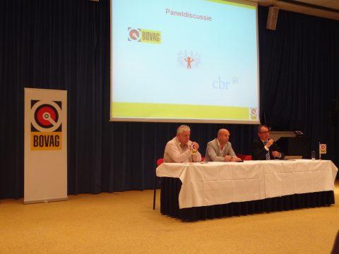 Bovag, CBR, paneldiscussie, Derde Rijbewijsrichtlijn
