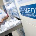 apotheek, medicijnen