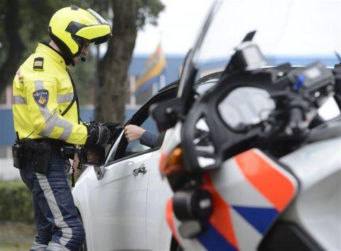 controle, politie, rijbewijs