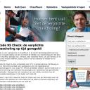 website, code95, bijscholing