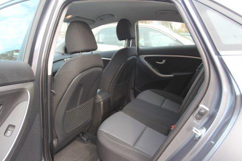 Ruimte Achterin, lesauto, Hyundai i30