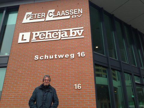 Peter Claassen, Peheja, dubbele bediening, inbouw