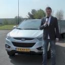 Rijtest, Hyundai IX 35, BE-combinatie, trekkend voertuig