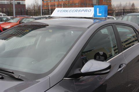 Lesauto, rijles, rijschool, VerkeersPro