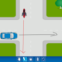 verjo, verkeer, app, digitaal schetsboek
