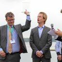 Chris Verstappen, Rijschool Innovatie Award, RIA 2013, Lesauto Testdag, Rijschoolbeurs