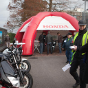 Honda, Motoren, Lesauto, Testdag