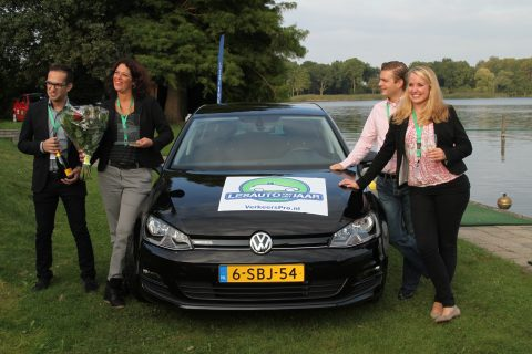 Volkswagen, Golf, VII, Lesauto Van Het Jaar 2014
