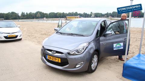 Hyundai, Lesauto Testdag