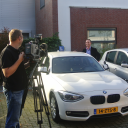 Stefan van der Sanden, Lesautoverhuur, opnames, Ondernemend Nederland