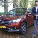 Bart Pals, VerkeersPro.nl, Honda CRV, 2.2 diesel automaat, 4WD, rijtest