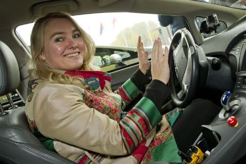 schultz, zelfrijdende auto