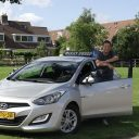 Barry Sweep, rijschool, lesauto, Hyundai i30