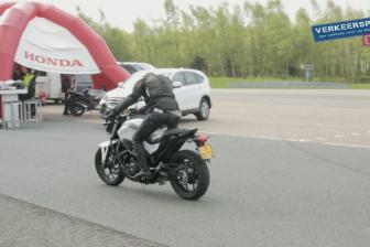 Honda, motor, lesmotor, rijinstructeur, Lesmotortestdag