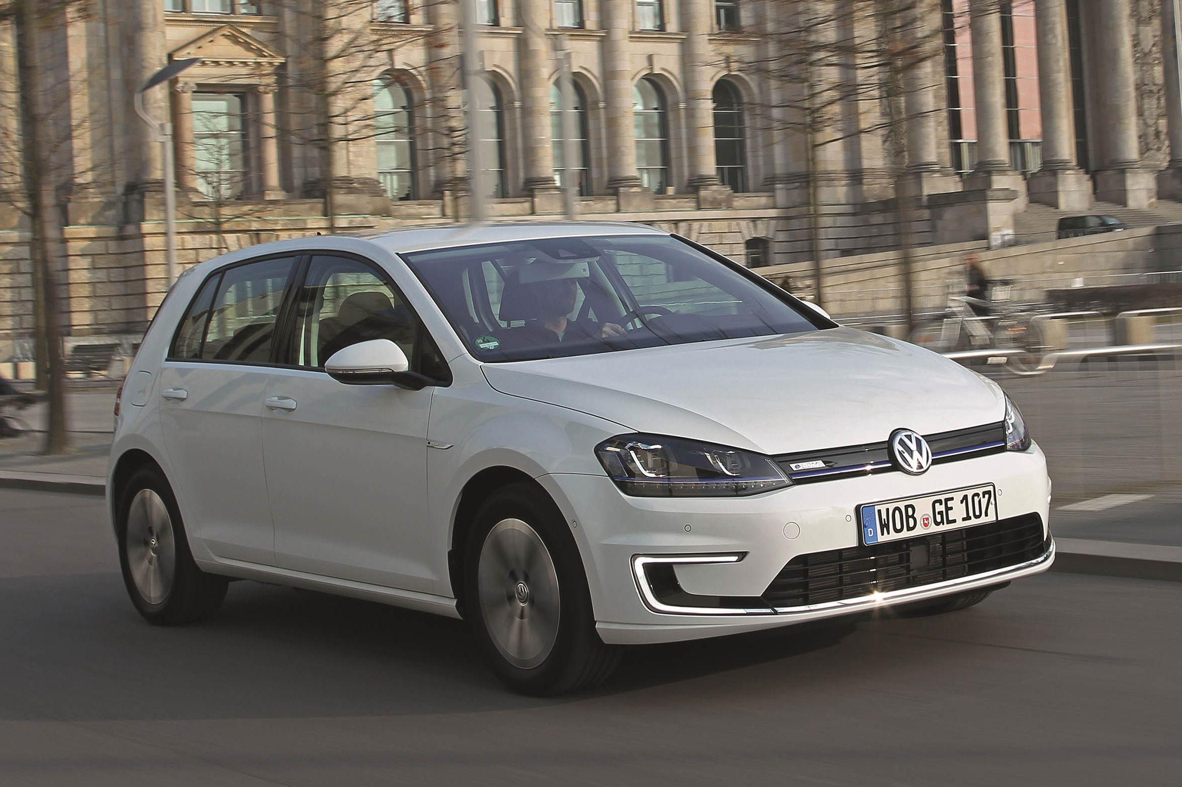 Elektrische Volkswagen E Golf Leverbaar Vanaf 35 490 Euro