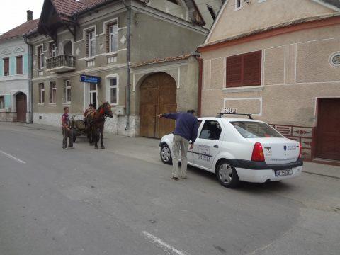 roemenie, lesauto, paard, rijles, Ernest Alvares