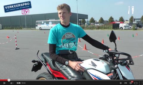 motorfiets, Tom ten Wolde, KNMV, rijinstructeur