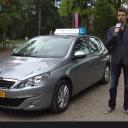 Bart Pals, rijtest, Peugeot 308, lesauto