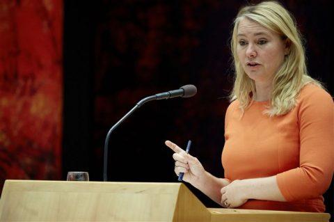Minister, Melanie Schultz van Haegen, Infrastructuur en Milieu