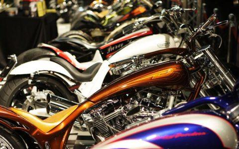 motor, motorfiets