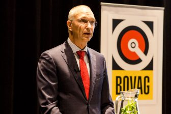BOVAG-jaarcongres, Frank Hoornenborg