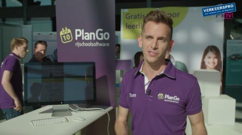 Directeur Tom Tijssen van PlanGo