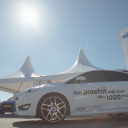 Ford-modellen op de Lesauto Testdag 2016