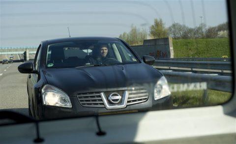 Ergernis in het verkeer. Foto ANP
