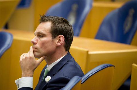 CDA-kamerlid Martijn van Helvert. Foto ANP