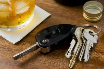 Autorijden met alcohol. Foto: Politie
