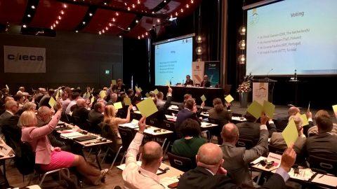 Het 49e CIECA-jaarcongres in Trondheim, Noorwegen