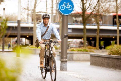 Elektrische fiets. Foto: Gazelle