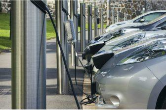 Elektrische auto, ING