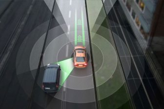 Autonoom rijden Volvo