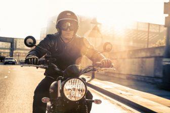 Motor. foto: Triumph