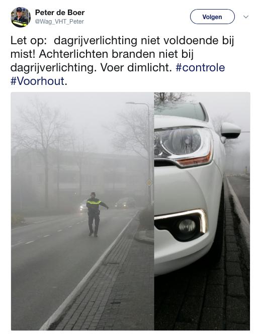 Motoragent Peter de Boer