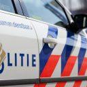 Politie-auto