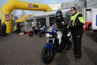 Bovag Try the Bike op de Motorbeurs in Utrecht