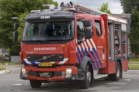 Brandweer. Bron: Flickr / Jos @ FPS-Groningen