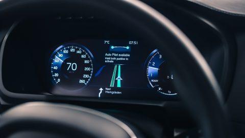 Auto Pilot, zelfrijdende auto van Volvo