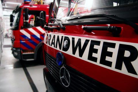 Brandweer. Bron Flickr/Floris Oosterveld