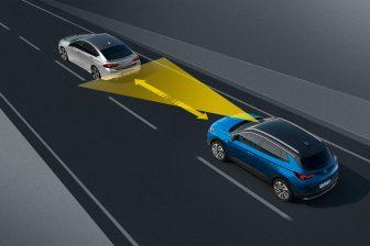 Opel Grandland X, ACC