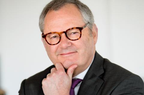 René Verstraeten, financieel directeur CBR